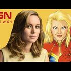 #BrieLarson is Captain Marvel! #NuffSaid!