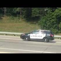 VIDEO: Omaha Police Chase Carjacking Suspect