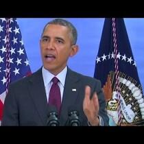 Obama: Ukranians should decide own future