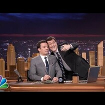 Jimmy Fallon Debuts His Tonight Show