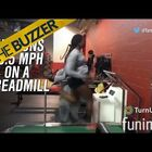 She runs 20 MPH, WOW click and watch #UNREAL
