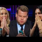 Mila Kunis and Christina Applegate Answered some VERY Personal Questions on James Corden
