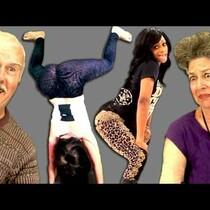 Old People React To Twerking [VIDEO]