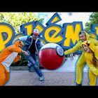 EJ: These Guys Play Pokemon Go In REAL LIFE!!!