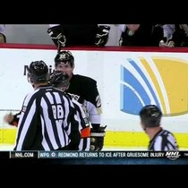 some things that PENS fans didnt like about the win over the RANGERS Fri night