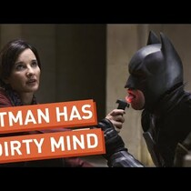 VERY NSFW! Have You Seen Batman Cant Stop Thinking About Sex? VERY NSFW!