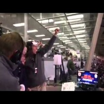 VIDEO: Auburn fans react to CRAZY Iron Bowl win