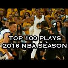 100 Best Plays From 2015-16 NBA Season