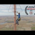 How to change a lightbulb... at 1500 feet