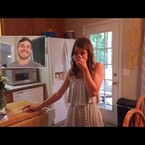 He Had A Failed Vasectomy...Then Filmed His Wife's Reaction To The News That She's Pregnant