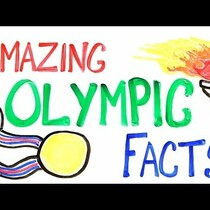 In honor of the Winter Olympics, Olympic facts!