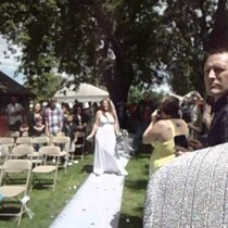 COULD THIS POSSIBLY BE THE TRASHIEST WEDDING MARCH EVER?