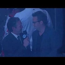 Matthew Perry Gets Dissed By Reporter [WATCH]