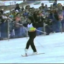 This was an Olympic sport!?