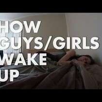 How Guys Wake Up vs. How Girls Wake Up [WATCH]