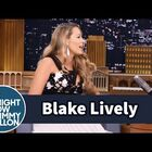 Blake Lively's Daughter Calls Jimmy Fallon