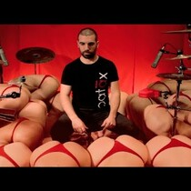 WATCH: Thong Bottom Percussion