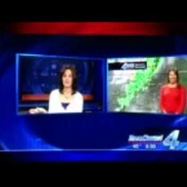 KFOR Sweeps Week story.  Do you swerve to hit turtles?  Seriously.