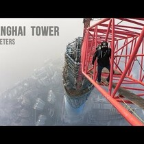 2 Dudes Climb the 2nd tallest building in the world WITHOUT SAFTEY EQUIPMENT