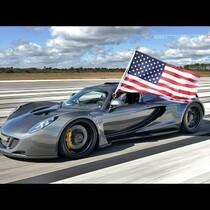 WATCH: World's Fastest Car Reaches 270 MPH