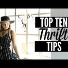 How to Successfully Thrift Shop