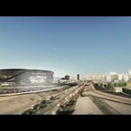 What would the Oakland Raiders new Vegas stadium look like?