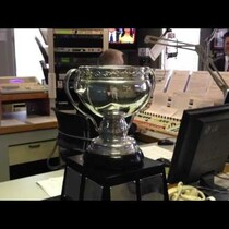 The Calder Cup Comes to WOOD