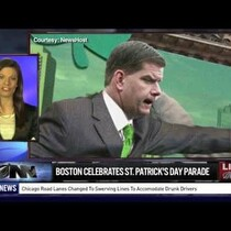 St. Patrick's Day: Boston Mayor Throws Out Ceremonial First Punch