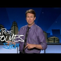Pete Holmes On Why He Is Always Laughing