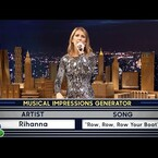 Celine Dion Does A Mean Cher Impression!