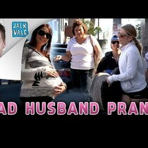 Just in Time for Valentines Day:  Bad Husband Prank