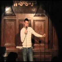 Comedian vs World's Craziest Laugh