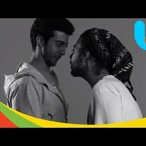 First Kiss Parody From Saudi Arabia Shows Men Touching Noses For The First Time