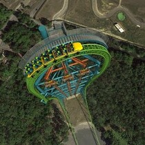 Afraid Of Heights? New Rides At Six Flags This Year
