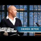 Derek Jeter on Seth Myers about Sox Fans