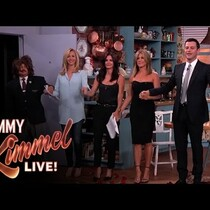 Yes!  See The 'Friends' Reunion on TV