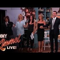 Jimmy Kimmel's 'Friends' Reunion