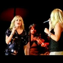 Girl Power:  Miranda and Carrie Underwood duet together!