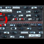 WATCH! A Solution To Bumper To Bumper Traffic!