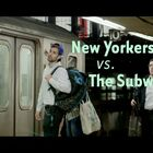 Heartbreak of New Yorkers Missing The Subway