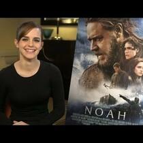 Emma Watson Intro's New NOAH Trailer