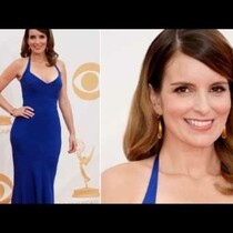 NSFW: Tina Fey Nip Slip at Emmy Awards [PICS + VIDEO]