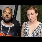 Lena Dunham Slams Kanye's 'Famous' Video