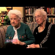 100 Year Old BFF's Discuss Bieber and 'Selfies'!