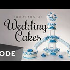 WATCH: 100 Years of Wedding Cakes