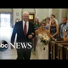 Bride Walks Down the Aisle Saved By Her Father's Organ Donation