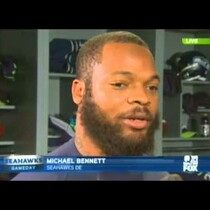 VIDEO: A reminder why we love Michael Bennett