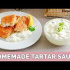 Quick easy Tartar sauce!