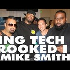 King Tech talks Eminem's freestyling & Crooked I making a whole album in one flight