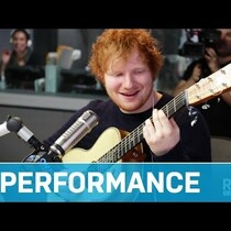 WATCH: Ed Sheeran Covers Beyonce's